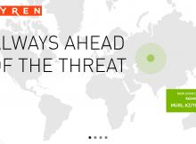 CYREN-Security-Center_World-Map